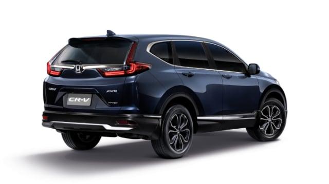 Honda Luncurkan Mobil Baru 18 Februari, CR-V Facelift? (13148)