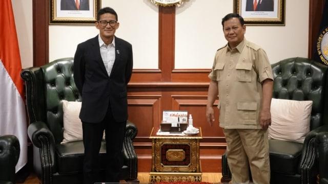 Sandi Beri Selamat Prabowo Garap Lumbung Pangan: Pemikiran Kami Sejak 2018 (734343)
