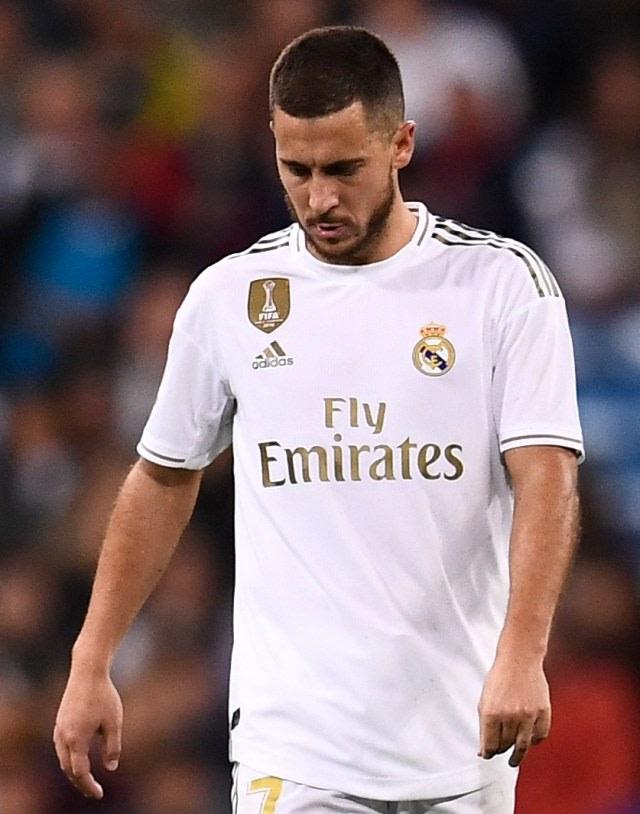Roberto Martinez: Hazard Tetaplah Pemain Besar, Ia Akan Sukses di Real Madrid (815544)