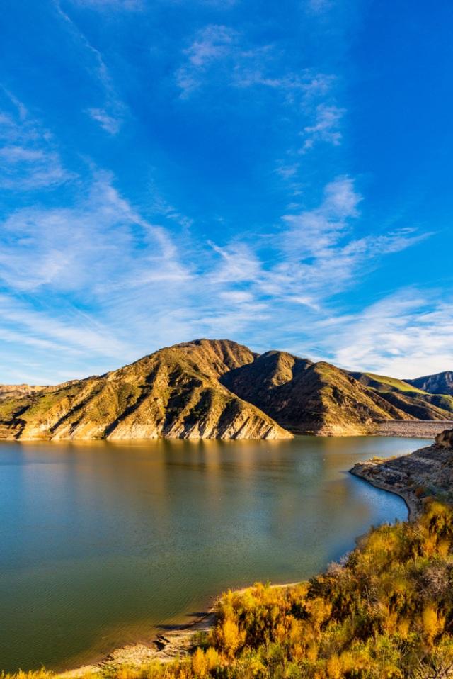 Ini Danau Piru, Danau Keramat Tempat Naya Rivera Ditemukan Tewas  (261601)