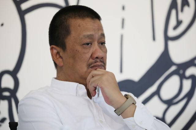 Mumtaz Rais Tak Terima Ditegur Pakai HP di Pesawat, Wakil Ketua KPK Lapor Polisi (104104)