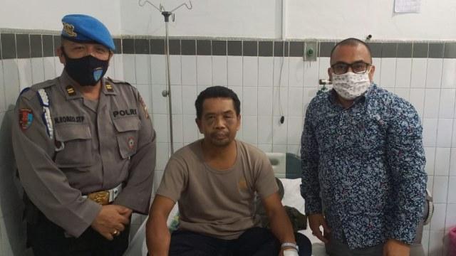 Begini Kondisi Saksi Pembunuhan di Medan yang Dianiaya Oknum Polisi (349723)