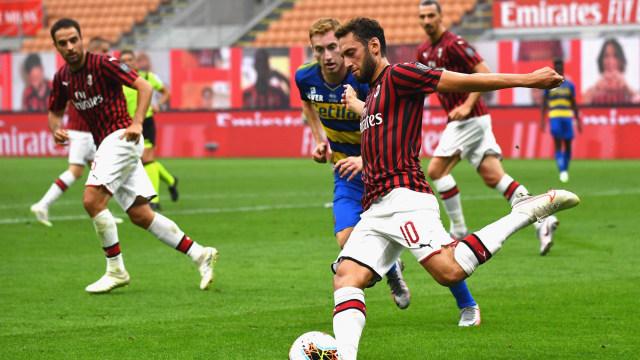 AC Milan vs Parma: Milan Kembali ke Jalur Kemenangan (51100)