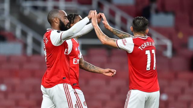 Arsenal vs Liverpool: Sang Juara Melempem di Kandang Arsenal (1059216)
