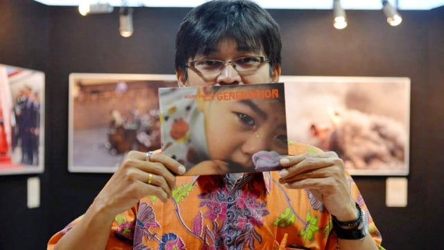 Tips Fotografi:Cerita Dibalik Buku Agent Orange The 3rd Generation Jefri Tarigan (36027)