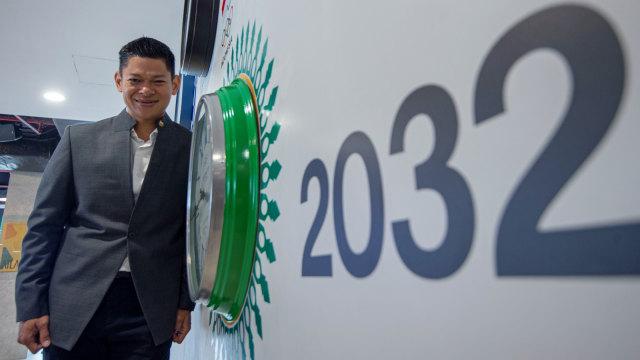 Indonesia Kini Incar Tuan Rumah Olimpiade 2036 Usai Gagal pada 2032 (27224)