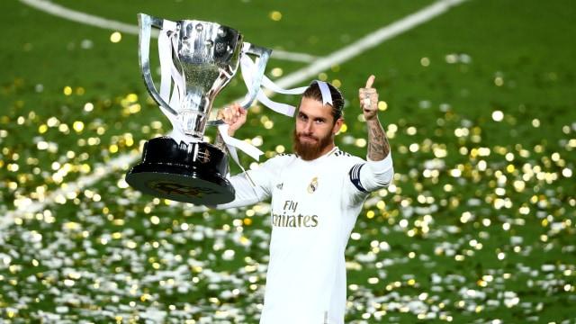 Satu Trofi Lagi, Sergio Ramos-Marcelo Samai Torehan Pemain Tersukses Real Madrid (89132)