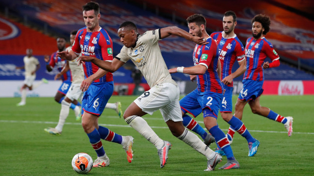MU vs Crystal Palace: Head to Head, Prediksi Line Up, dan Jadwal Tayang (215790)