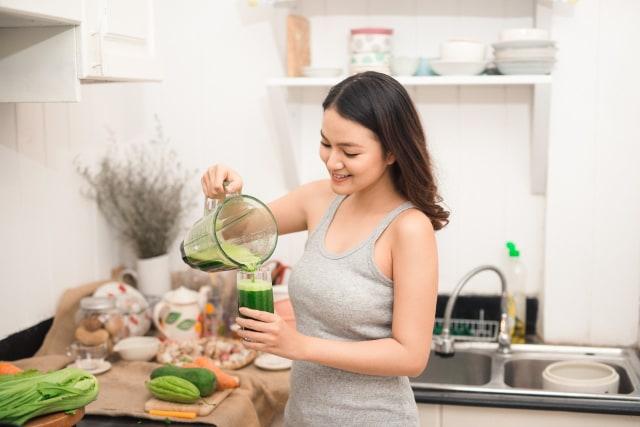 Waktu Tepat Minum Jus Buah dan Sayur, Sebelum atau Sesudah Makan? (239384)