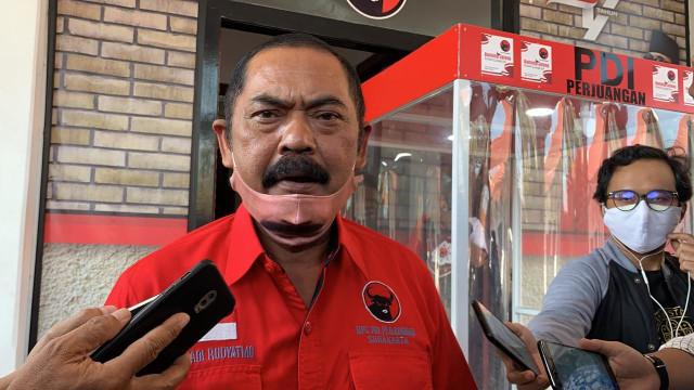 FX Rudy Minta Barisan Celeng Tak Putus Asa Dukung Ganjar (49307)