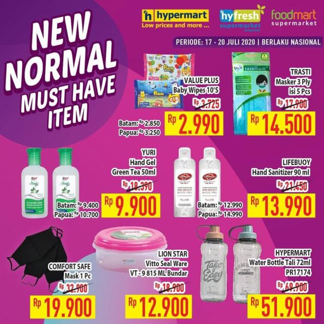 Katalog Promo JSM Hypermart 17-20 Juli 2020 Edisi New Normal (2477)