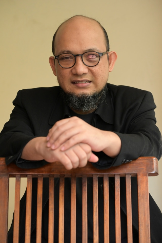 Pelapor Twit Novel Baswedan: Laporan Kami Sudah Diterima Bareskrim (505463)