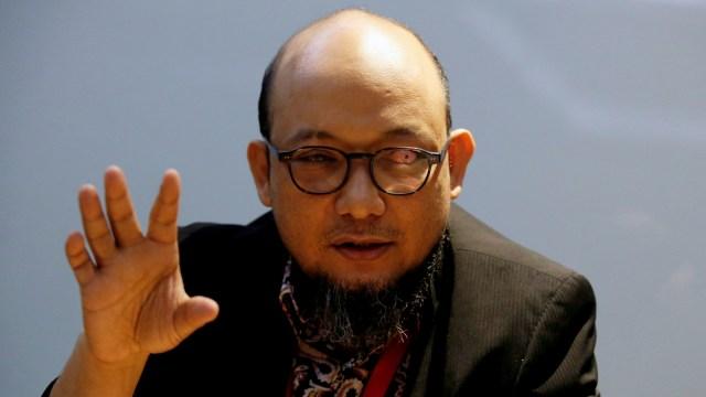 Penyidik Senior KPK Novel Baswedan Pimpin Penangkapan Menteri KP Edhy Prabowo (53187)