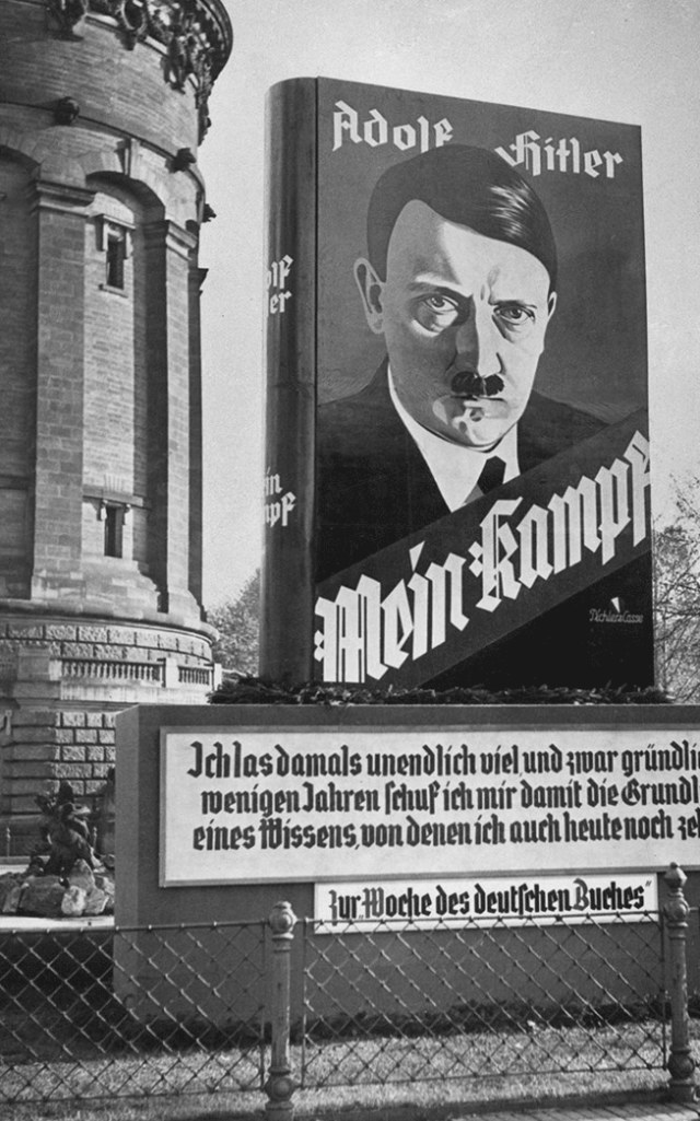 Mein Kampf, Dari sekedar Wacana menjadi Nyata (124416)
