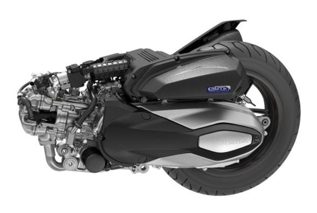 Honda Forza 350 Resmi Meluncur, Siap Masuk Indonesia? (218)