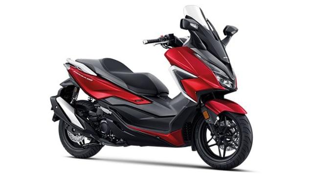 Honda Forza 350 Resmi Meluncur, Siap Masuk Indonesia? (217)