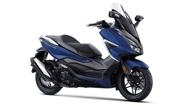 Honda Forza 350 Resmi Meluncur, Siap Masuk Indonesia? (219)