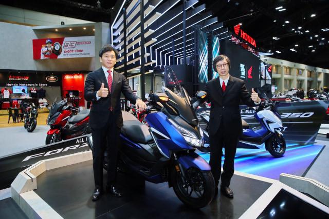 Honda Forza 350 Resmi Meluncur, Siap Masuk Indonesia? (214)