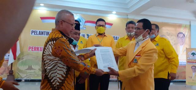 Golkar Usung Suharsono-Totok Suharto di Pilkada Bantul 2020 (242946)