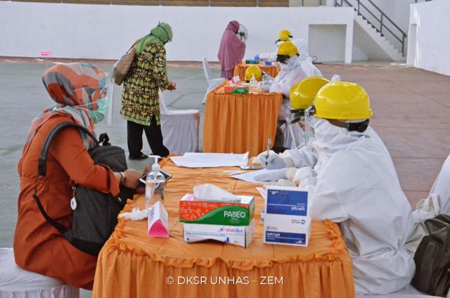 Kasus Corona di Unhas Makassar Bertambah, 8 Dosen Positif COVID-19 (1263092)