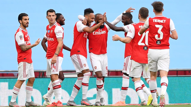 Fulham vs Arsenal: Rekor Pertemuan Memihak Meriam London (80323)
