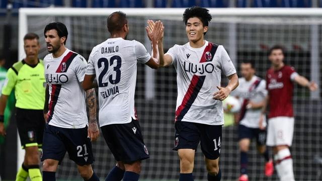 AC Milan vs Bologna: Head to Head, Prediksi Line Up, dan Jadwal Tayang (19858)