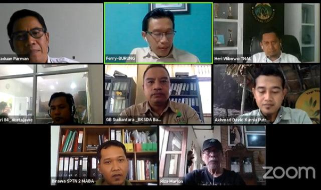 Serunya Webinar Seri 2 Taman Nasional Aketajawe Lolobata Kumparan Com