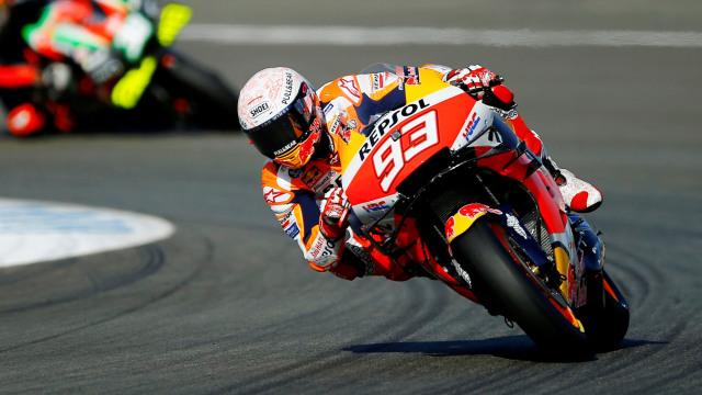 Ini Alasan Menurunnya Penampilan Marc Marquez di FP2 MotoGP Portugal (50896)