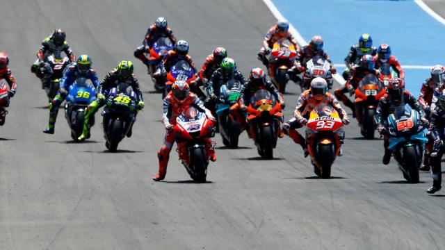 Jadwal MotoGP Andalusia 2020: Keseruan di Jerez Belum Usai (270492)