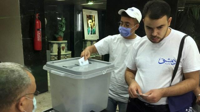 Suriah Gelar Pemilu Parlemen di Tengah Wabah Corona (97614)