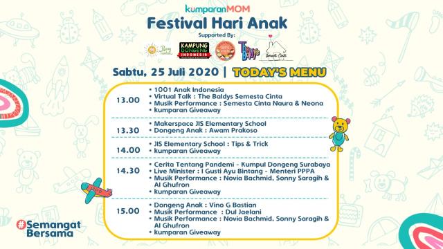 Rangkaian Acara Seru di Hari Ketiga Festival Hari Anak kumparanMOM  (156698)