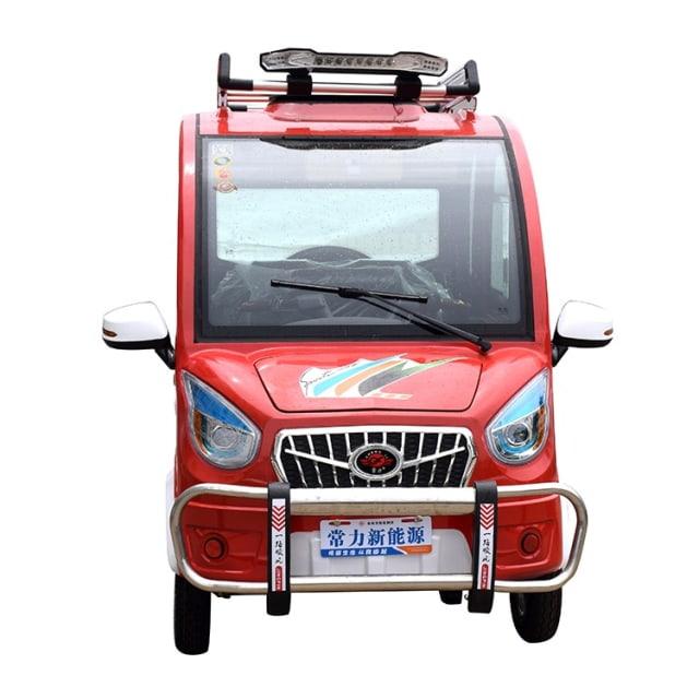 Mobil Listrik Termurah Di Dunia Asal China Harganya Setara Honda Beat Bekas Kumparan Com