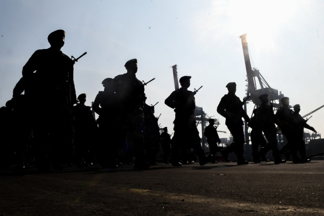 Wamenhan: Pendidikan Mahasiswa Bukan Latihan Militer, tapi Bela Negara (129)
