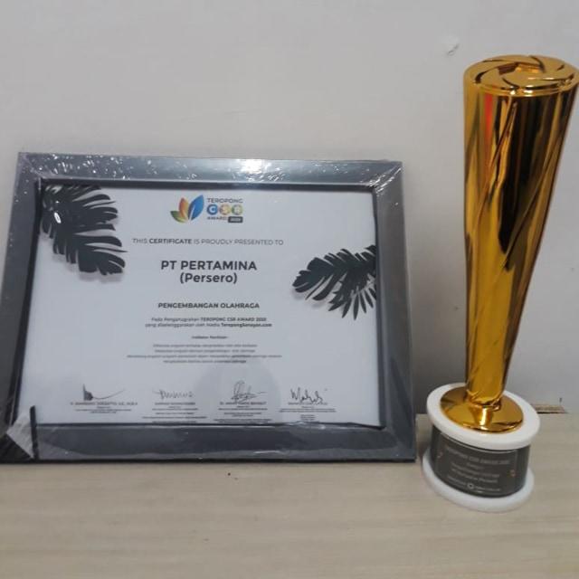 Jadi Perusahaan Terbaik di Bidang CSR, Pertamina Raih 5 Penghargaan (76598)