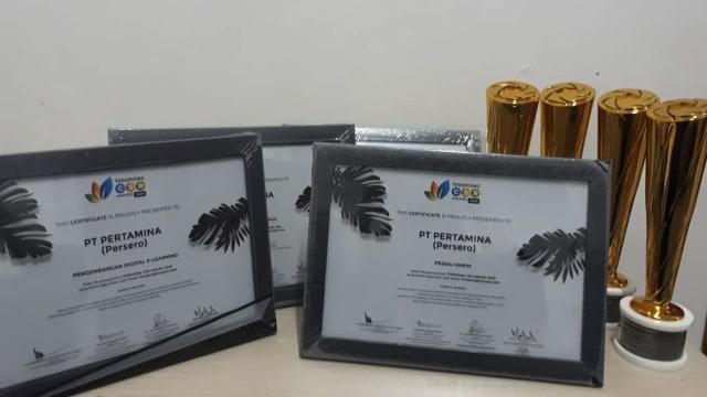 Jadi Perusahaan Terbaik di Bidang CSR, Pertamina Raih 5 Penghargaan (76599)