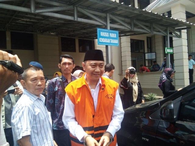 Jaksa Eksekutor KPK Turun ke Lampung, PH Agung Ilmu: Rencana Besok Selasa (126849)