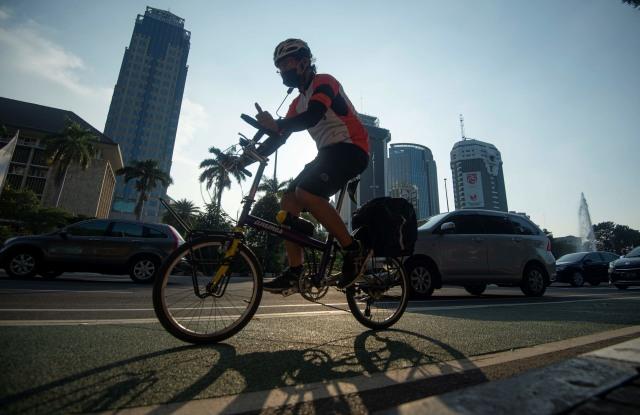 Kawasan Khusus Pesepeda Kembali Diadakan, Catat Lokasinya (2425)