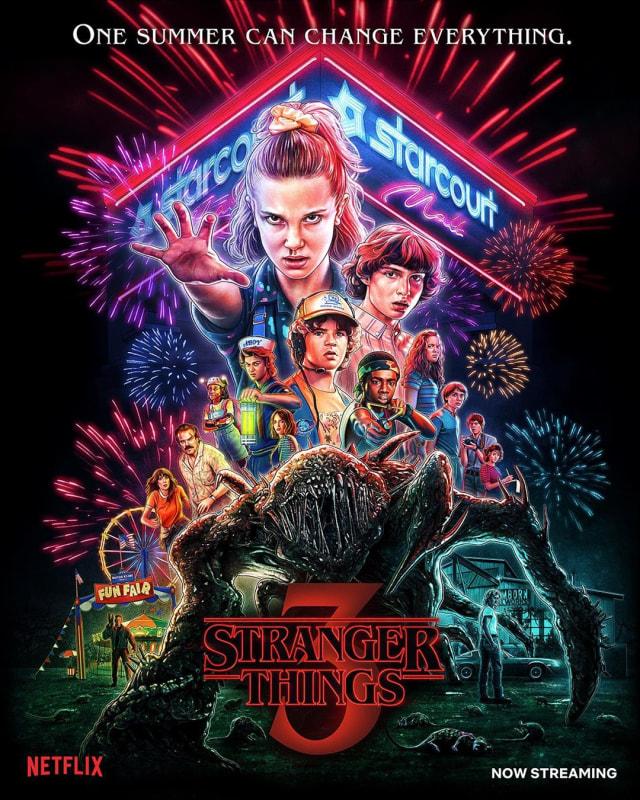 Netflix dan Kreator Stranger Things Digugat Terkait Plagiarisme (272769)