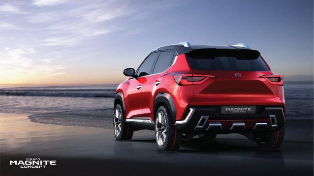 Nissan Magnite Siap Meluncur, Siap Tantang Daihatsu Rocky dan Ini Wujudnya (95866)