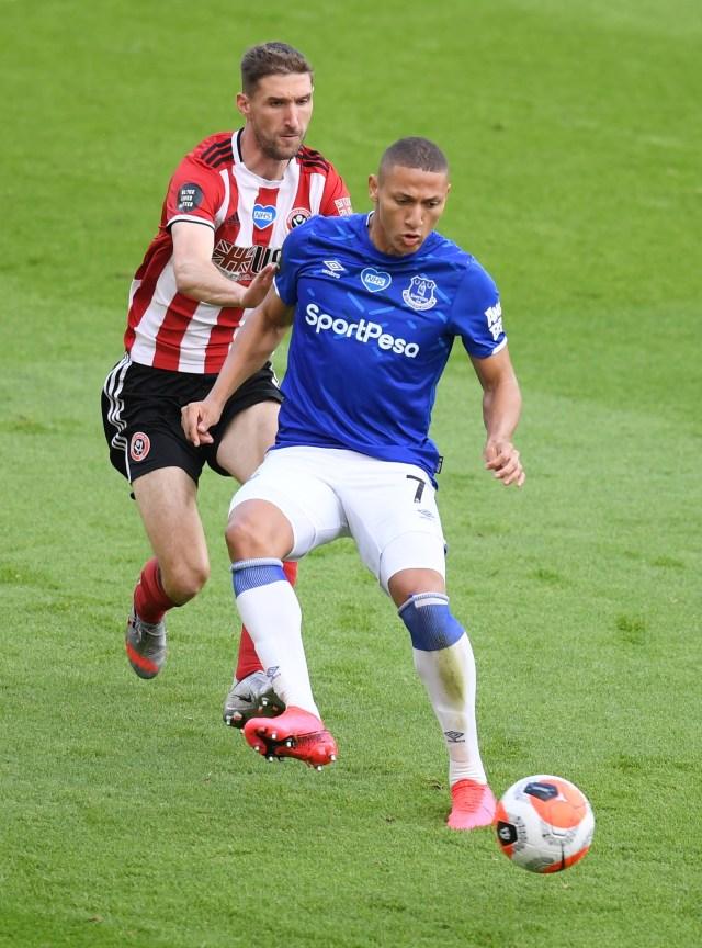 Hasil Liga Inggris Semalam: Everton Menang, Crystal Palace Merana (779972)
