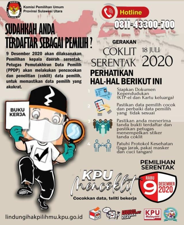 PDI Perjuangan Jagokan Kader Asli di Pilkada Manado (793675)