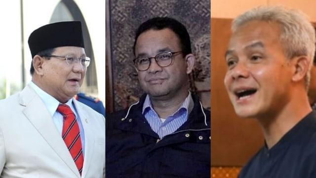 Respons Ganjar soal Ungguli Anies dan Prabowo dalam Survei Capres 2024 (98685)