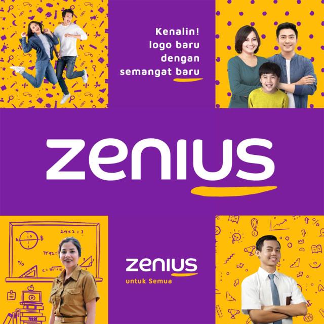 Startup Belajar Online Zenius Punya Logo Baru, Ini Filosofi di Baliknya (31859)