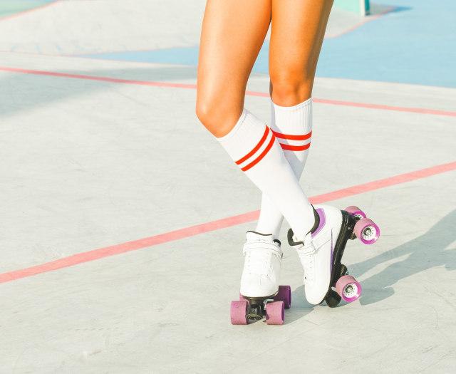 Roller Skate Bisa Bantu Menurunkan Badan dengan Efektif, Ini Alasannya (186659)