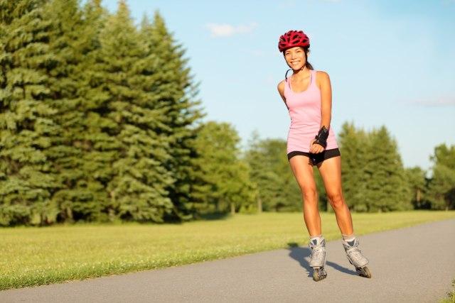 Sedang Tren, Ini Manfaat Roller Skate untuk Kesehatan Tubuh Menurut Ahli (410409)