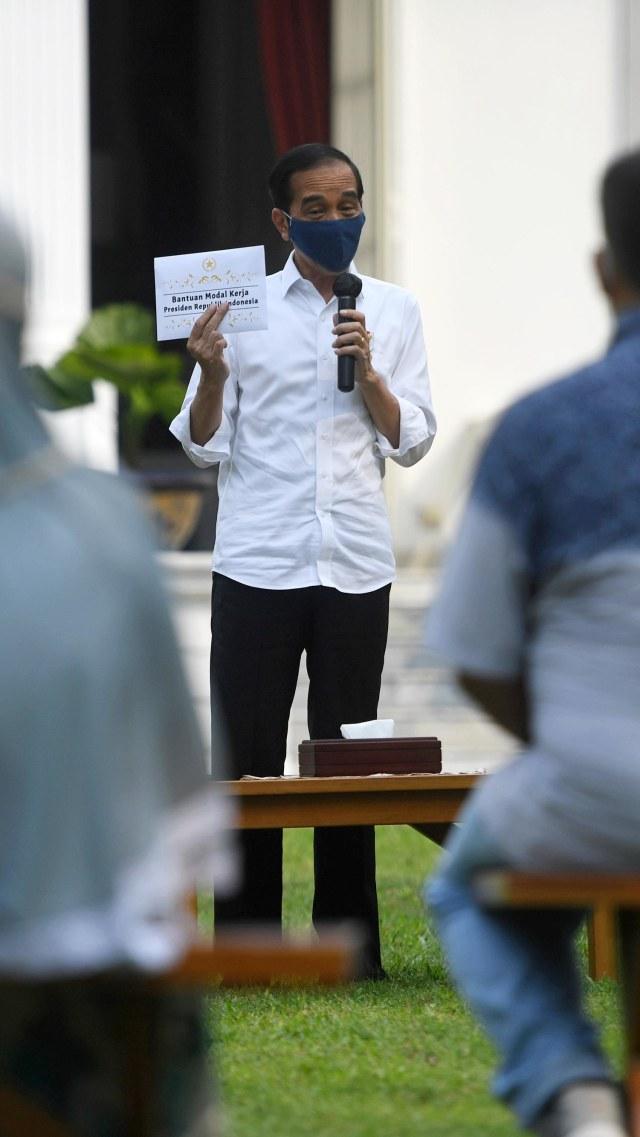 Pertaruhan Jokowi Membuka Sekolah Tatap Muka di Tengah Pandemi (258298)