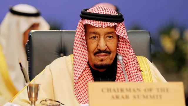 Raja Salman di KTT G20: Rakyat dan Ekonomi Masih Menderita Akibat COVID-19  (48750)