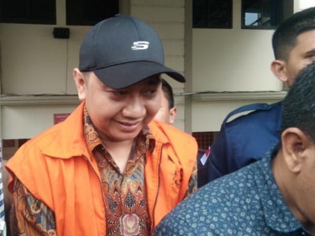 PH Keberatan Agung Dieksekusi di Rutan Bandar Lampung, Ini Kata Jaksa KPK (2772)