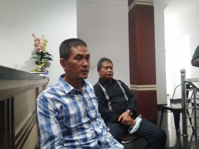 PH Agung Berencana Ajukan Permohonan Pindah ke Lapas Rajabasa Bandar Lampung (131114)