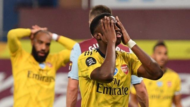 Keok dari Tottenham, Arsenal Rasakan Awal Musim Terparah dalam 39 Tahun (25582)